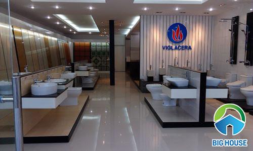 Công ty gạch ốp lát Viglacera có những đại lý phân phối sản phẩm nào?