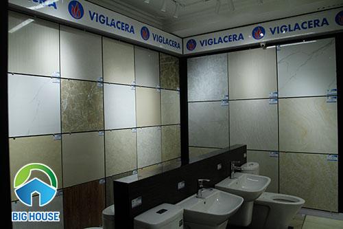 chậu rửa mặt Viglacera 1