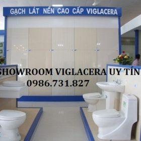 Địa chỉ Showroom Viglacera: Gạch ốp lát, Thiết bị vệ sinh uy tín tại Hà Nội