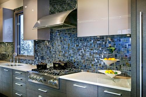 Mẫu gạch ốp tường bếp đẹp, giá thành đảm bảo cho các gia đình