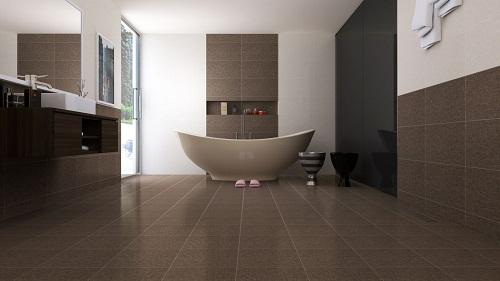 cách chọn gạch ốp lát nhà tắm
