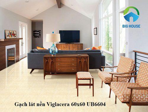 Gạch lát nền Viglacera UB6604