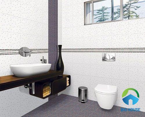 gạch lát nền nhà vệ sinh viglacera