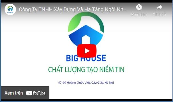 video thực tế showroom Viglacera Hà Nội