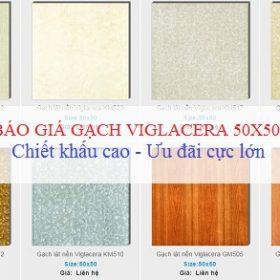 Update giá gạch lát nền Viglacera 50×50 chính xác, rẻ nhất thị trường