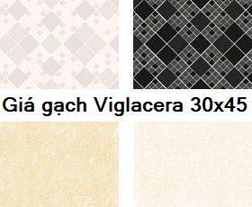 Bảng báo giá gạch ốp chân tường Viglacera 30×45 RẺ NHẤT 2018