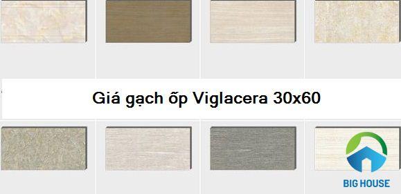 Bảng giá gạch ốp tường Viglacera 30×60 chiết khấu lớn nhất thị trường