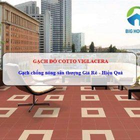 Báo giá gạch chống nóng sân thượng Viglacera Mới – Chiết khấu 30%