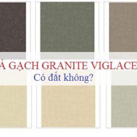 Mẫu Gạch Granite Viglacera – Chất lượng vượt trội – Giá thành cạnh tranh
