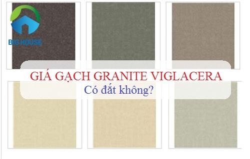 Giá gạch Granite Viglacera có đắt không? Bảng báo giá chi tiết 2018