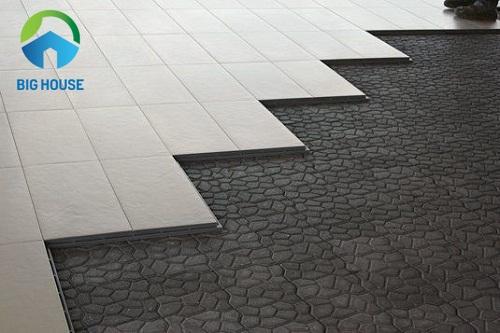 chiều dày gạch ceramic 600x600