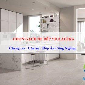 Chọn Gạch ốp tường bếp Viglacera Giá Rẻ chung cư, căn hộ, bếp công nghiệp