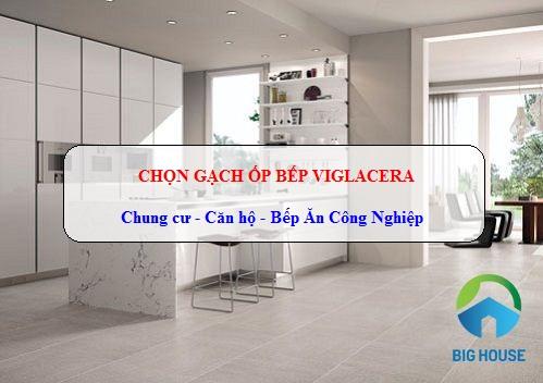 gạch ốp tường bếp Viglacera