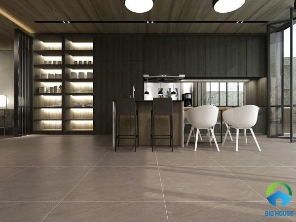 Gạch lát nền nhà bếp Viglacera TM 804 kích thước 80x80