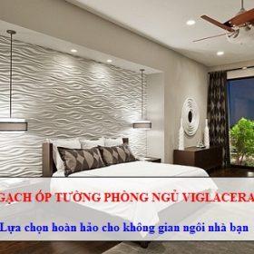 Mẫu gạch ốp tường phòng ngủ Viglacera Đẹp – Giá Rẻ theo phong thủy