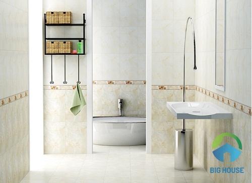 cách chọn gạch phòng tắm