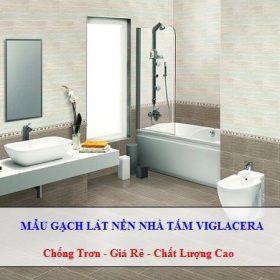 100 Mẫu Gạch lát nền nhà tắm Viglacera Sang – Xịn – Giá Rẻ – An Toàn