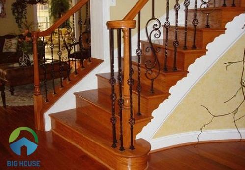 cách tính bậc cầu thang nhà ở