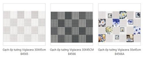 gạch ốp tường nhà tắm Viglacera 30x45