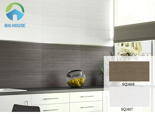 mẫu gạch ốp tường bếp viglacera