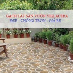 Gạch lát sân vườn chống trơn Viglacera Đẹp, Giá Rẻ – Vạn Người Mê