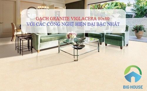 gạch granite viglacera 80x80
