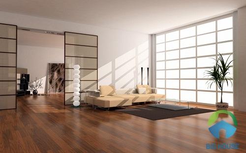 gạch lát nền 80x80 vân gỗ Viglacera