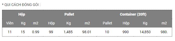 gạch viglacera gs311