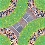 giá gạch lát sân vườn viglacera 7