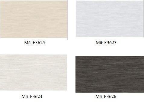Gạch ốp tường F3623, F3624, F3625, F3626