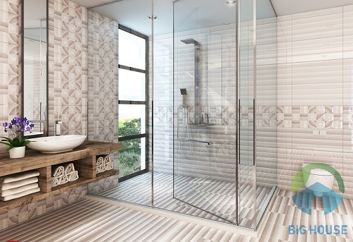 phối màu gạch nhà tắm đẹp 1
