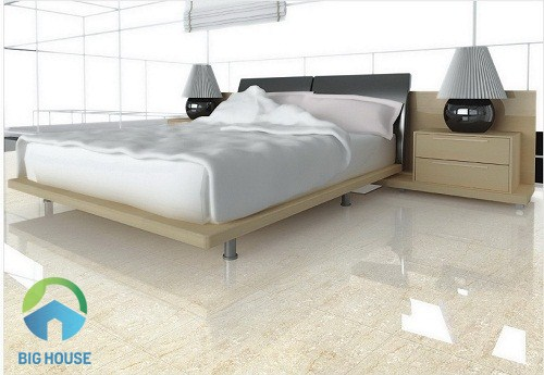 chọn gạch ốp tường trang trí phòng ngủ