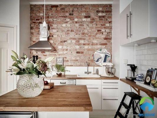 Gạch gốm ốp tường: TOP mẫu gạch ĐẸP nhất cùng Bảng giá