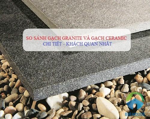so sánh gạch granite và gạch ceramic