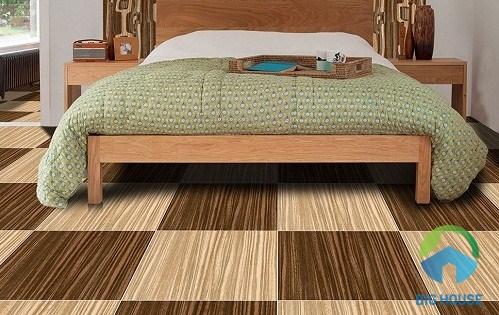 Gạch giả gỗ giá rẻ Prime