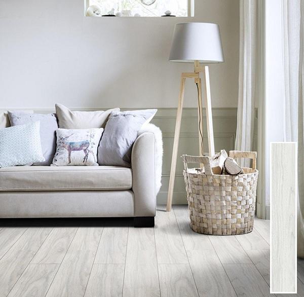 Gạch giả gỗ màu sáng Viglacera MDK 159011 mang phong cách đơn giản, cổ điển