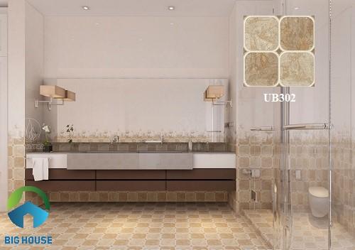gạch lát nhà tắm viglacera 10