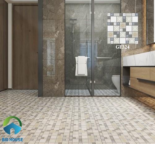gạch lát nhà tắm viglacera 4
