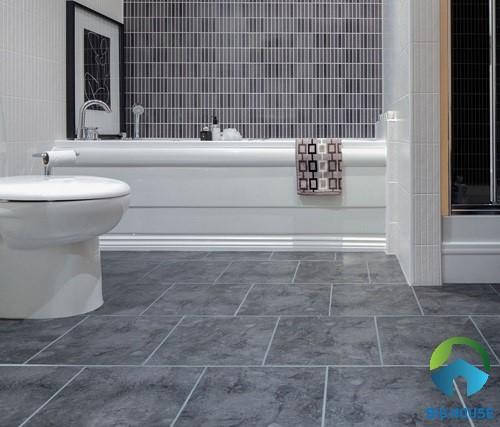 Ứng dụng gạch nhám lát nền cho nhà tắm