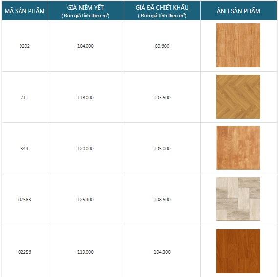 gạch vân gỗ giá rẻ Prime 40x40