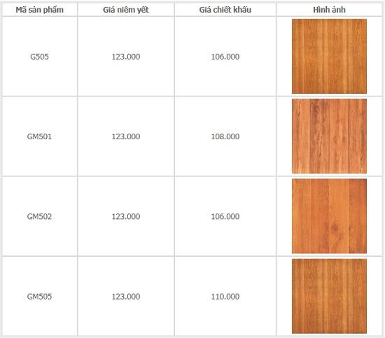gạch vân gỗ giá rẻ Viglacera