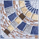 mẫu gạch giả sỏi viglacera 5506