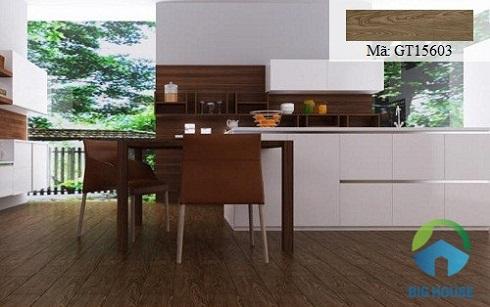 Mẫu gạch giả gỗ GT15603