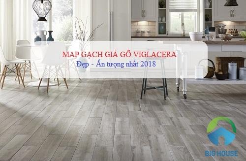 map gạch giả gỗ