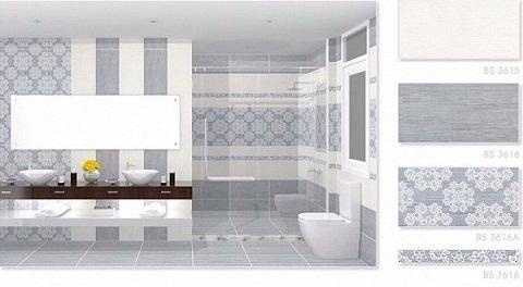 gạch ốp nhà vệ sinh viglacera 1