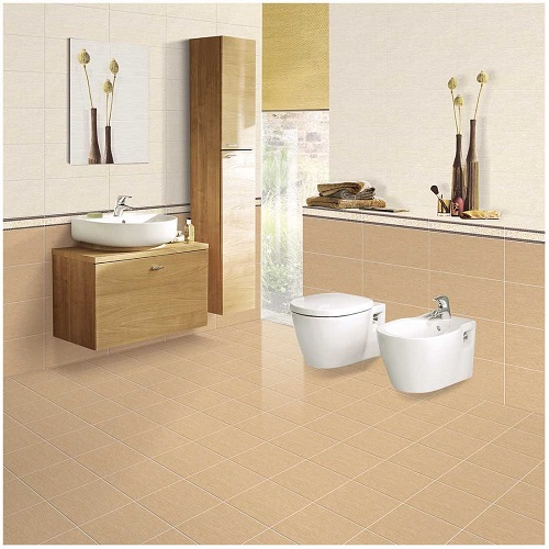 Bộ Gạch ốp lát phòng tắm F3624 F3625 FN3625