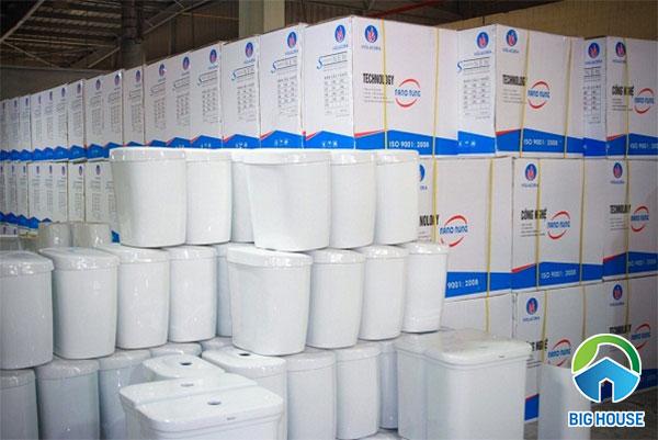 thiết bị vệ sinh Viglacera Đà Nẵng
