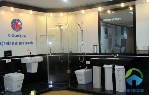 chứng chỉ chất lượng thiết bị vệ sinh viglacera