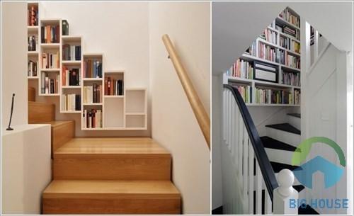 cách trang trí chiếu nghỉ cầu thang 1