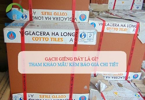 Gạch giếng đáy là gì? Báo giá gạch 300×300, 500×500 tại Hà Nội
